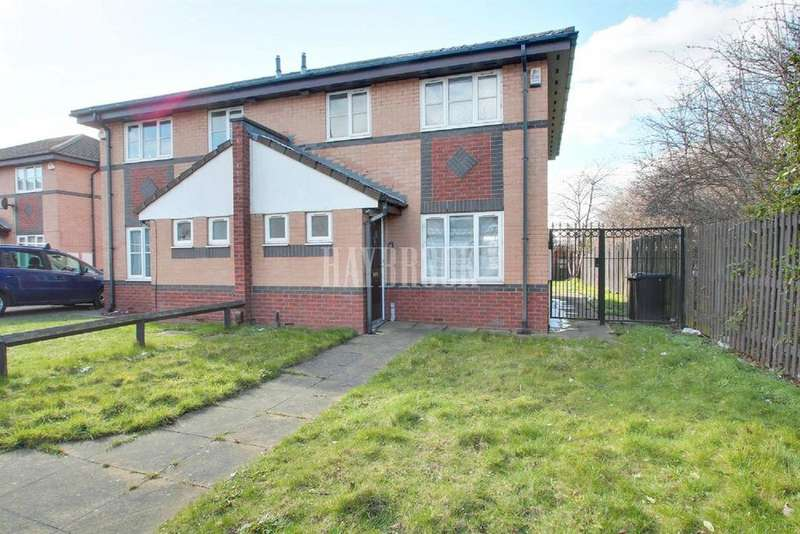 3 Bedrooms Semi Detached House for sale in Hardwicke Road, Eastwood