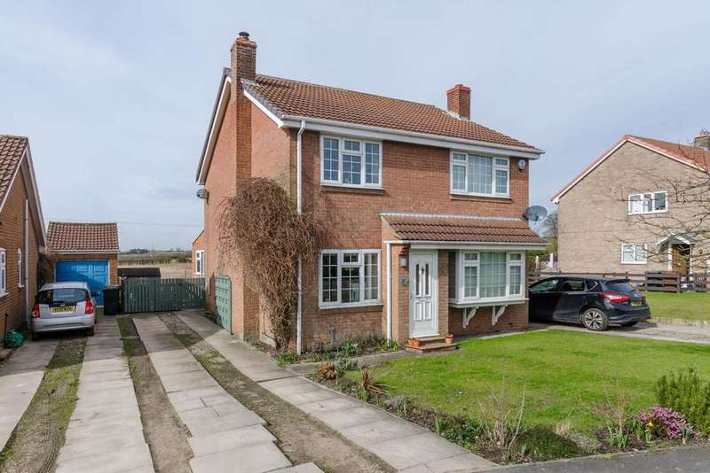 2 Bedrooms Semi Detached House for sale in Old Mill View, Sheriff Hutton, York