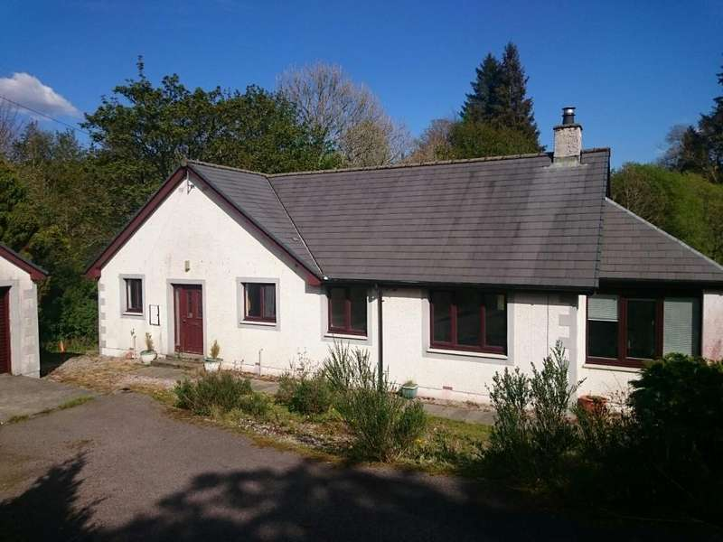 4 Bedrooms Detached Bungalow for sale in Woolstone Ford by, Lochgilphead, PA31 8RH