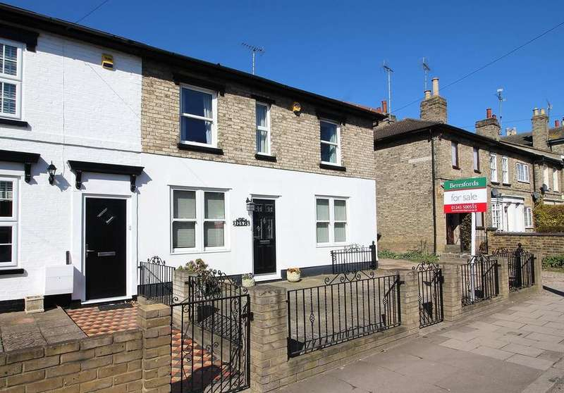 4 Bedrooms End Of Terrace House for sale in Springfield Road, Chelmsford, Essex, CM1