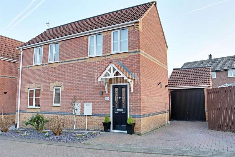 3 Bedrooms Detached House for sale in Portland Street, Barnsley