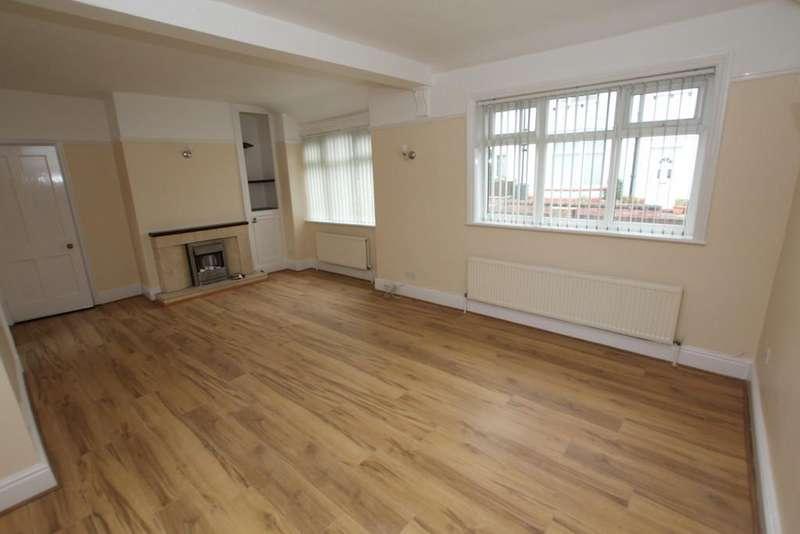 2 Bedrooms Detached Bungalow for rent in Grange Road, Vicars Cross