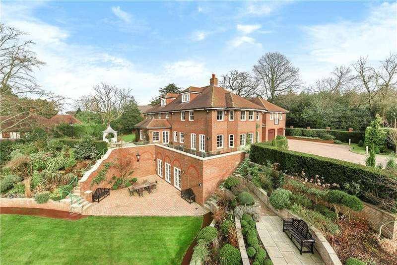 6 Bedrooms Detached House for sale in Wilderness Road, Chislehurst, BR7