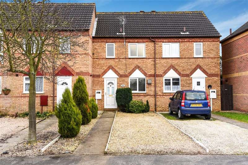 2 Bedrooms Terraced House for sale in Woodside Avenue, Sleaford, NG34
