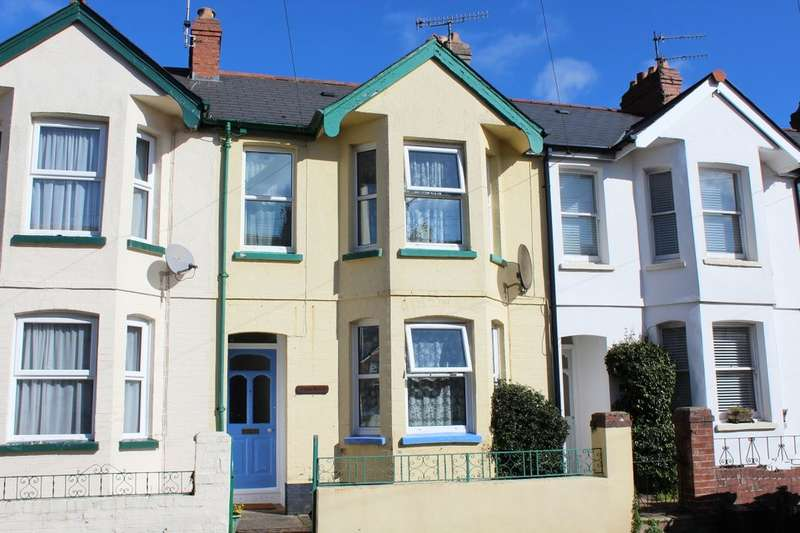2 Bedrooms Property for sale in Lymebourne Avenue, Sidmouth, EX10