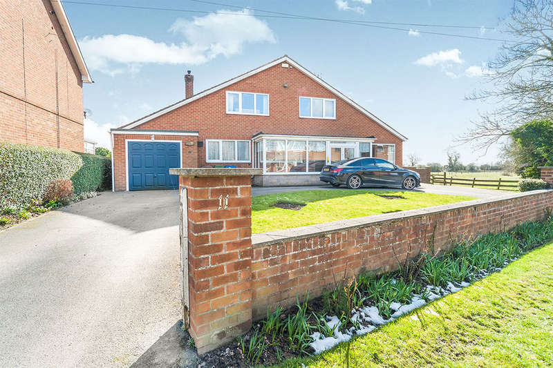 4 Bedrooms Detached House for sale in Greens Lane, HULL, HU7