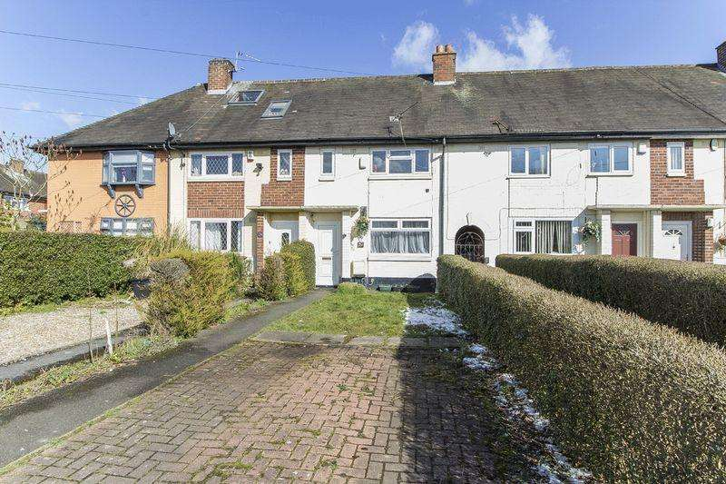 3 Bedrooms Terraced House for sale in WILTSHIRE ROAD, CHADDESDEN