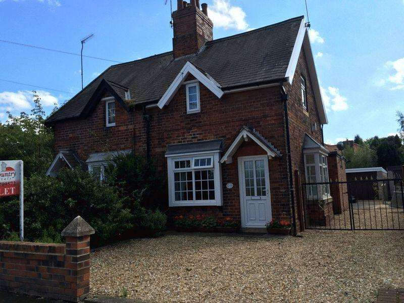 2 Bedrooms Cottage House for rent in North Road, Retford