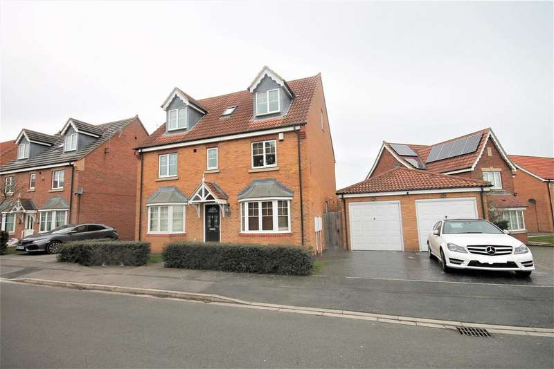 6 Bedrooms House for sale in Arundel Court, Ingleby Barwick, Stockton-On-Tees