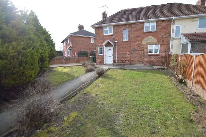2 Bedrooms Semi Detached House for sale in Rookwood Road, Leeds