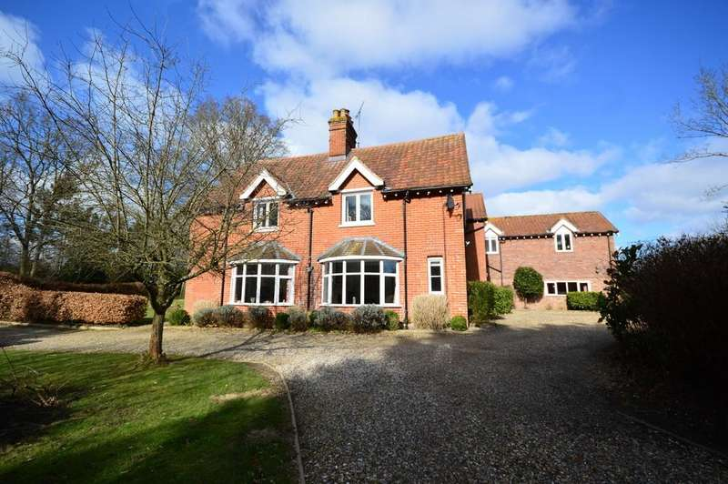 6 Bedrooms Detached House for sale in Lower Bodham, Norfolk