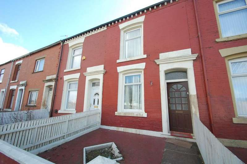 2 Bedrooms Terraced House for sale in Pringle Street, Audley, Blackburn
