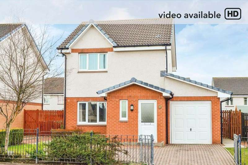 3 Bedrooms Detached House for sale in Vere Road, Blackwood, South Lanarkshire, ML11 9RS