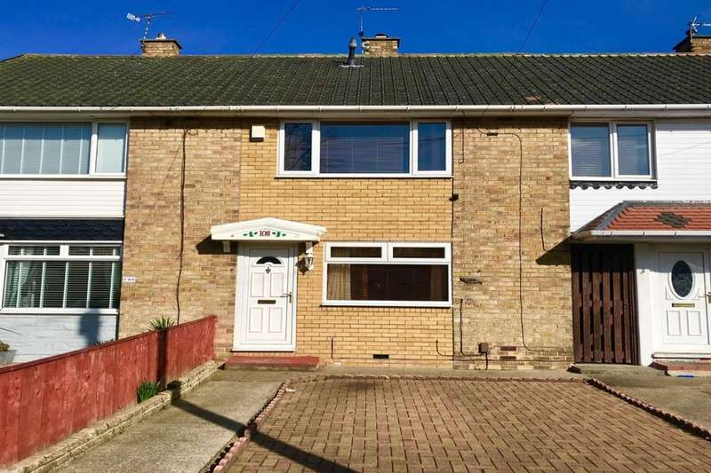 2 Bedrooms Terraced House for sale in Lansdowne Road, Middlesbrough, TS4
