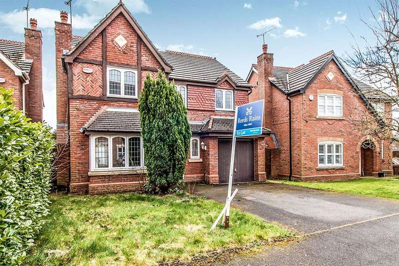 4 Bedrooms Detached House for rent in Ruskin Drive, Sale, M33