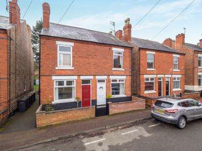 2 Bedrooms Semi Detached House for sale in Collington Street, Beeston, Nottingham, Nottinghamshire
