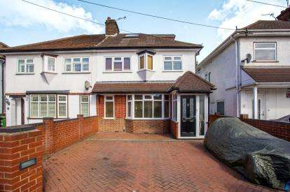 5 Bedrooms Semi Detached House for sale in Bushey Mill Lane, Watford, Hertfordshire