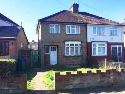 3 Bedrooms Semi Detached House for sale in Sheepcot Lane, Watford, Hertfordshire