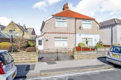 3 Bedrooms Semi Detached House for sale in Hampton Road, Heysham, Morecambe, Lancashire, LA3