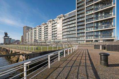 1 Bedroom Flat for sale in Lancefield Quay, Finnieston