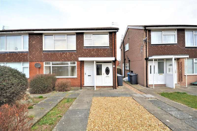 2 Bedrooms Flat for sale in Shipley Road, St Annes, Lytham St Annes, Lancashire, FY8 3QS