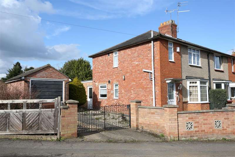 3 Bedrooms Semi Detached House for sale in The Drive, Wellingborough