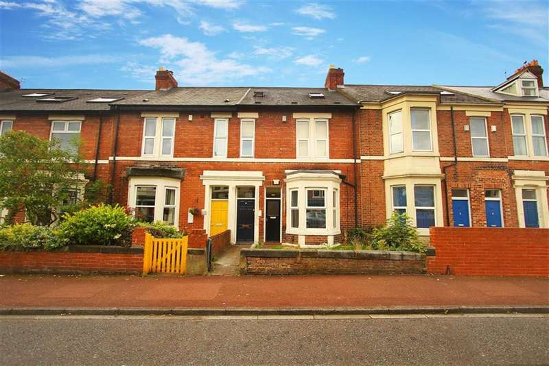 2 Bedrooms Flat for sale in Rothbury Terrace, Heaton