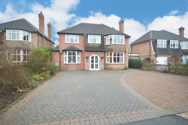 6 Bedrooms Detached House for sale in Stonor Park Road, B91 1EG