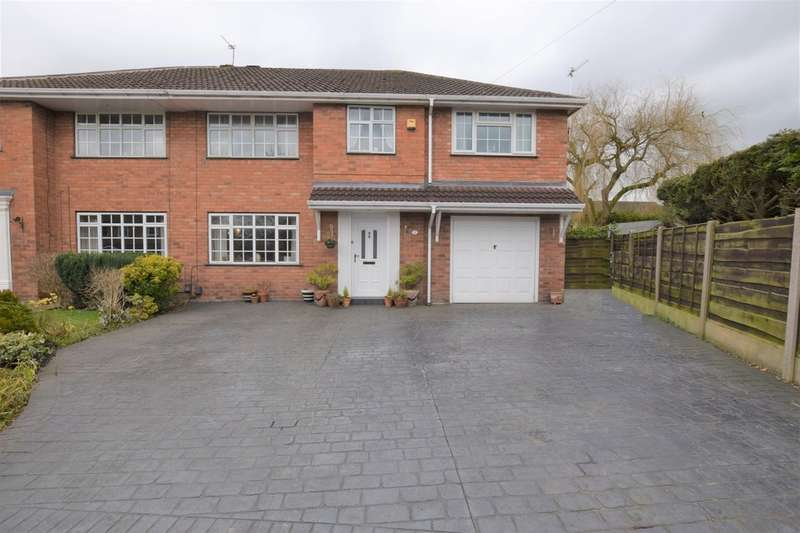 4 Bedrooms Semi Detached House for sale in Brabant Road, Cheadle Hulme