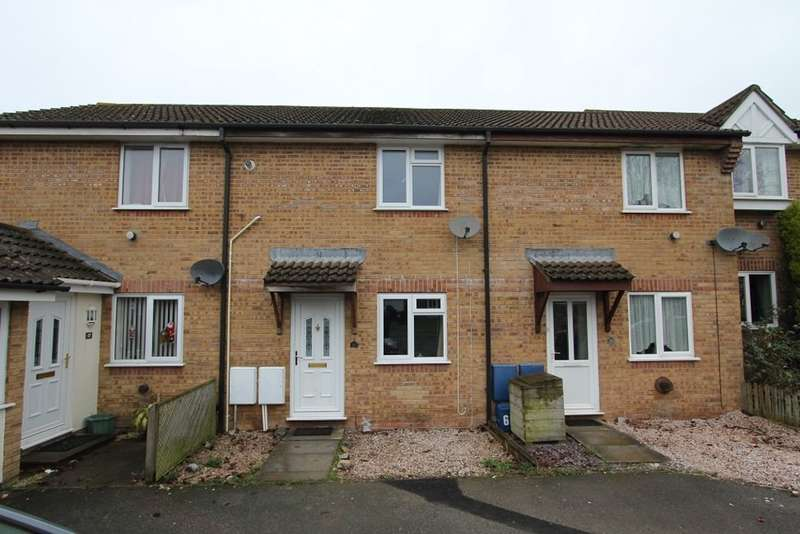 2 Bedrooms Terraced House for sale in Clifford Drive, Heathfield