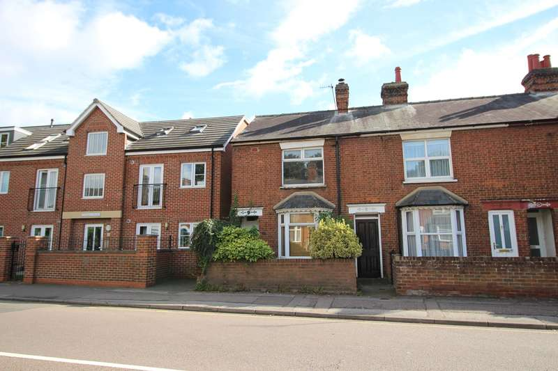 2 Bedrooms End Of Terrace House for rent in Grove Road, Hitchin, SG5