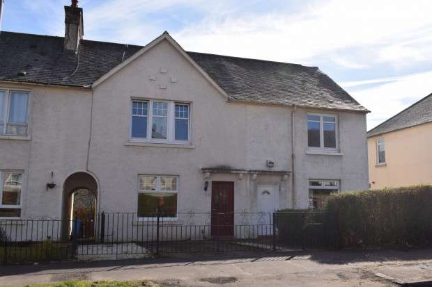 3 Bedrooms Terraced House for sale in Mosspark Drive, Mosspark, G52