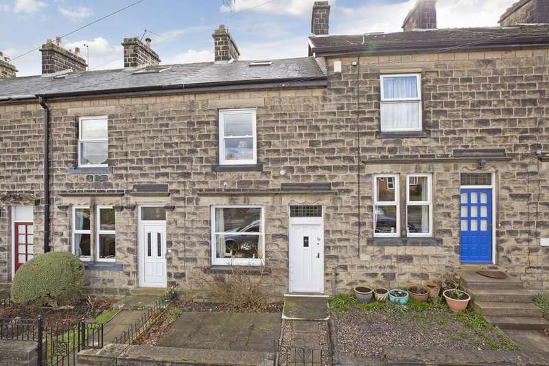 3 Bedrooms Terraced House for sale in Cavendish Road, Guiseley
