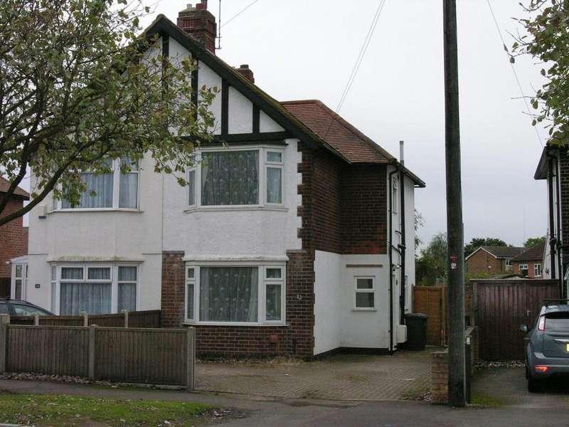 3 Bedrooms Semi Detached House for rent in Goodsmoor Road, Littleover