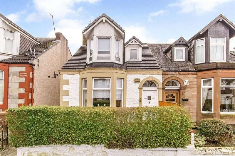 4 Bedrooms Semi Detached House for sale in 15 Maryland Drive, Bellahouston, Glasgow, G52