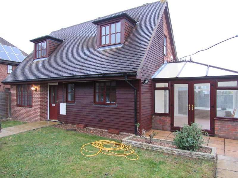 2 Bedrooms Chalet House for sale in Island Road, Upstreet
