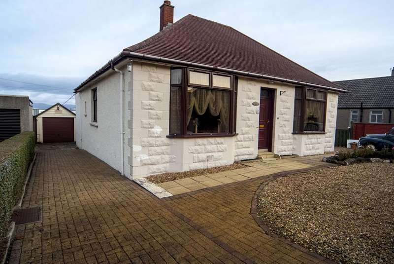 3 Bedrooms Detached Bungalow for sale in Weir Street, Falkirk, Falkirk FK1