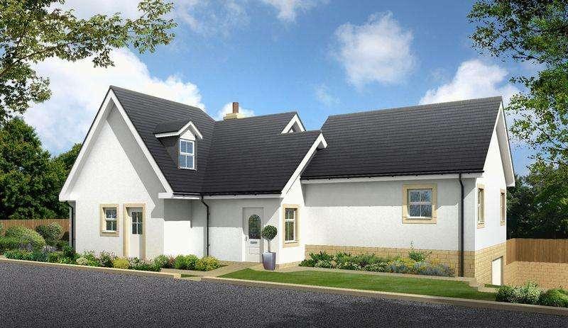 4 Bedrooms Detached House for sale in Abbotslea, Monkswood - Plot 42, Gattonside, Melrose