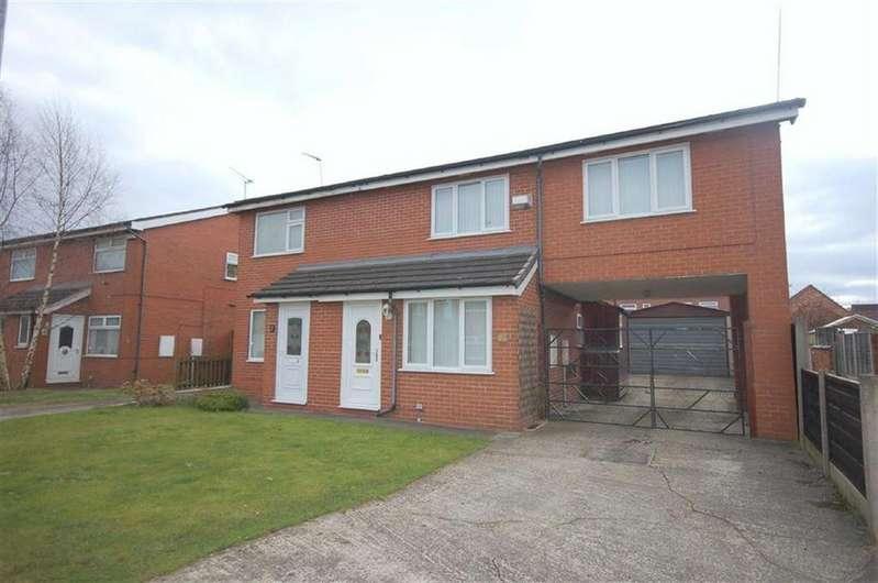 3 Bedrooms Semi Detached House for sale in Beech Grove, Crewe