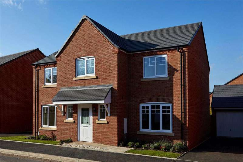 5 Bedrooms Detached House for sale in Plot 3 Bowbrook, Off Old Worcester Road, Hartlebury, Worcestershire, DY11