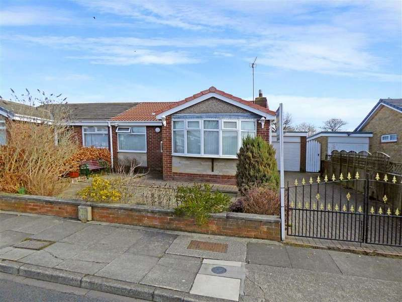 2 Bedrooms Bungalow for sale in Renfrew Close, North Shields