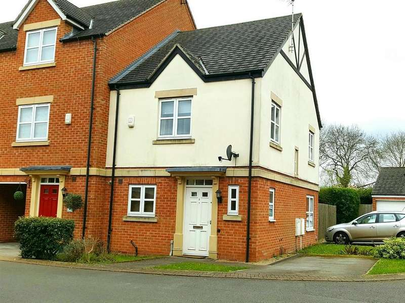 2 Bedrooms Terraced House for sale in New Orchard Place, Mickleover, Derby