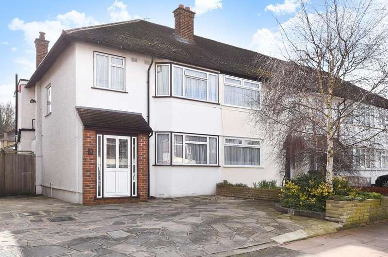 3 Bedrooms Semi Detached House for sale in Jackson Road Bromley BR2