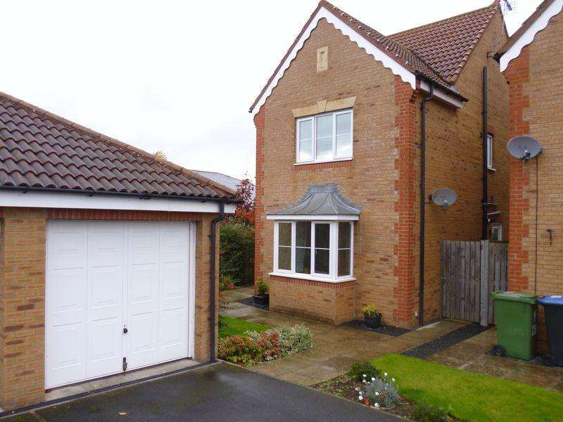 4 Bedrooms Detached House for sale in Prescott Way, Bishop Auckland