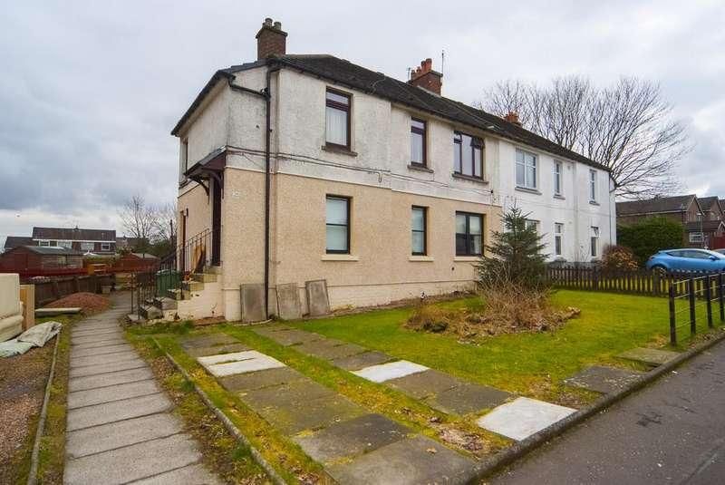 3 Bedrooms Flat for sale in Johnston Avenue, Stenhousemuir, Falkirk FK5