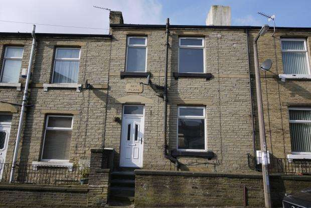 2 Bedrooms Terraced House for sale in Lightcliffe Road Lane Head Brighouse