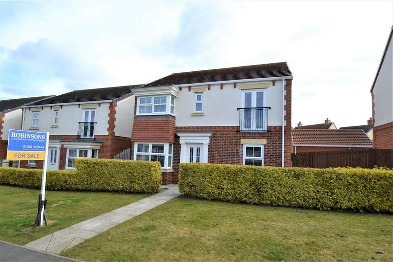 4 Bedrooms House for sale in Lavender Crescent, Spennymoor