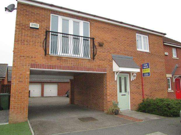 2 Bedrooms Detached House for sale in RIPON CLOSE, SEATON CAREW, HARTLEPOOL