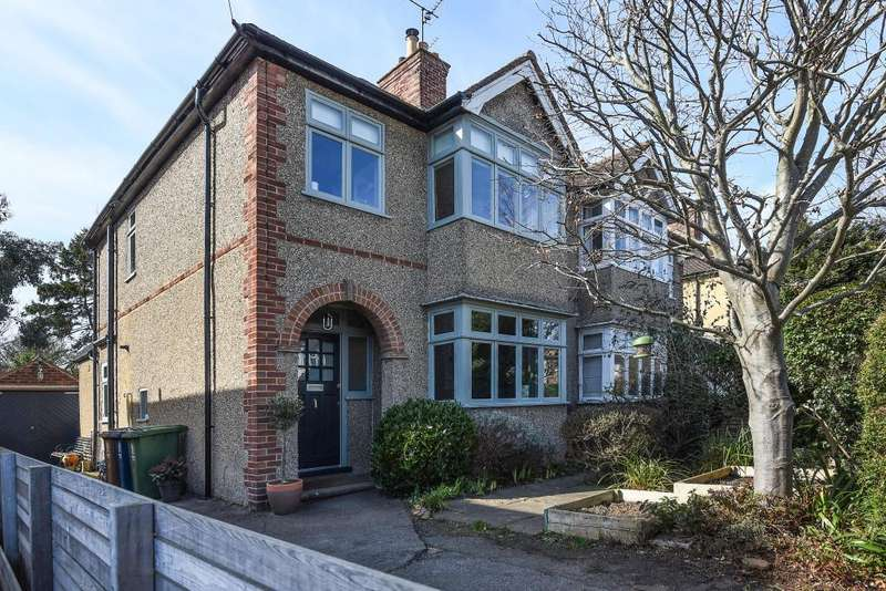 3 Bedrooms House for sale in Lovelace Road, North Oxford,, Oxfordshire, OX2, OX2