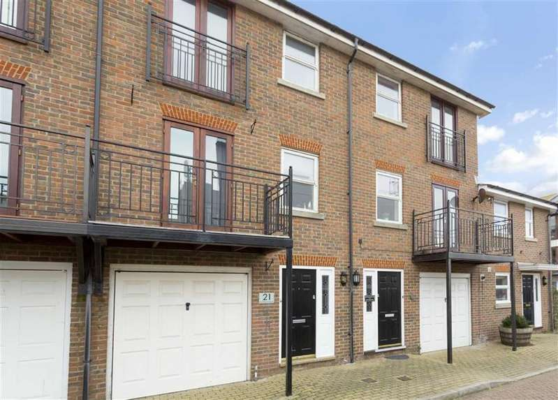 3 Bedrooms Terraced House for sale in Southdown Mews, Brighton